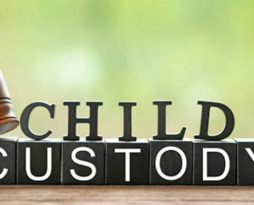 Secure Child Custody in a Divorce when Spouse is Cheating